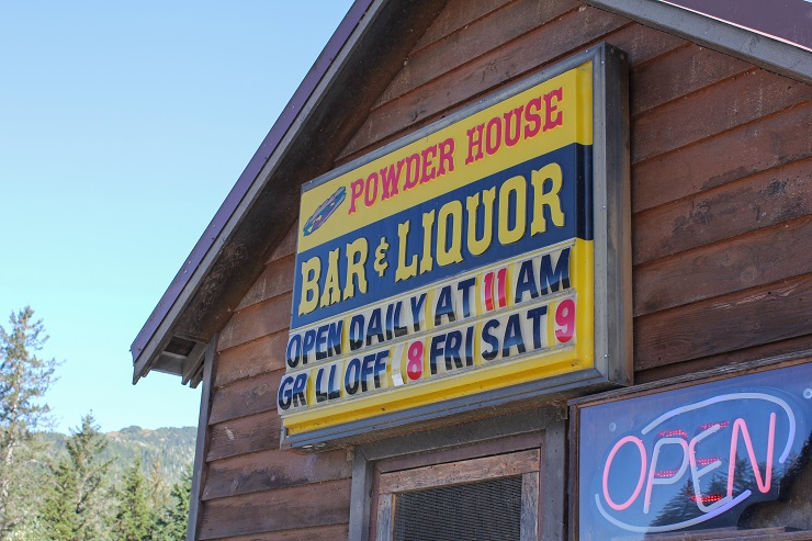 Powder House Bar and Grill, Cordova, AK